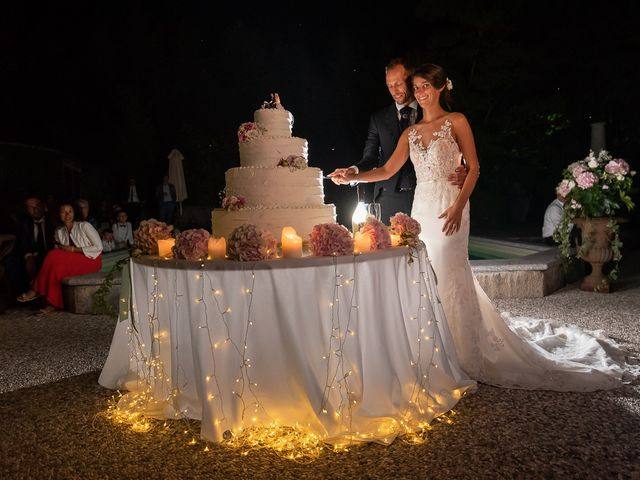 Il matrimonio di Mattia e Veronica a Cremia, Como 99