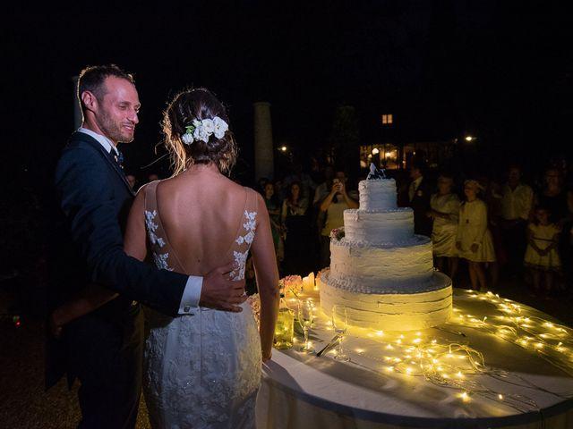 Il matrimonio di Mattia e Veronica a Cremia, Como 103