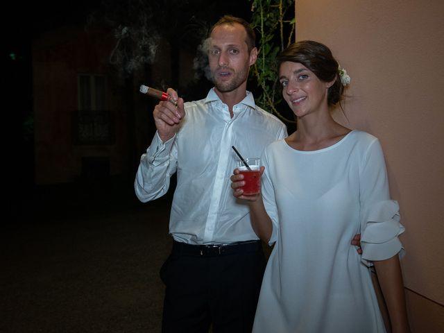 Il matrimonio di Mattia e Veronica a Cremia, Como 104