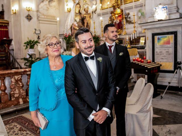 Il matrimonio di Salvatore e Valentina a Palermo, Palermo 34
