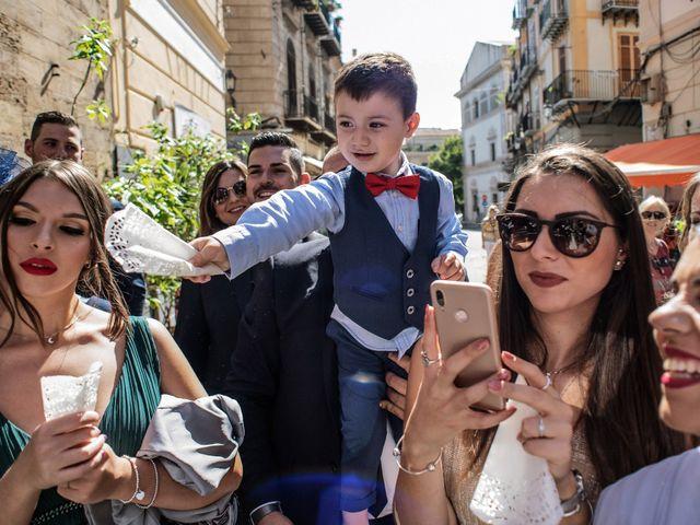 Il matrimonio di Salvatore e Valentina a Palermo, Palermo 51