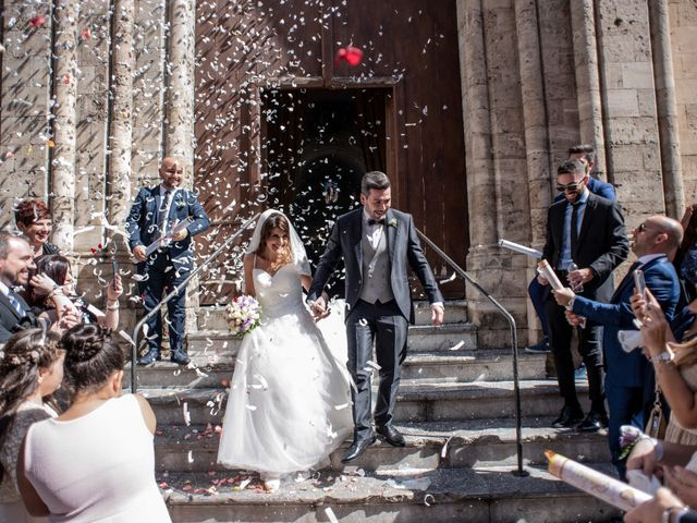 Il matrimonio di Salvatore e Valentina a Palermo, Palermo 53