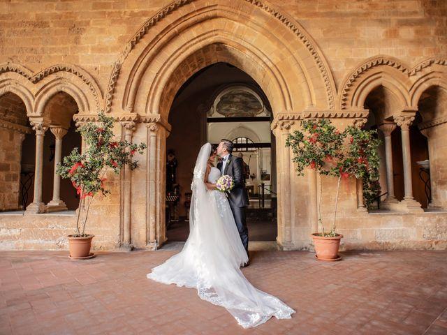 Il matrimonio di Salvatore e Valentina a Palermo, Palermo 56