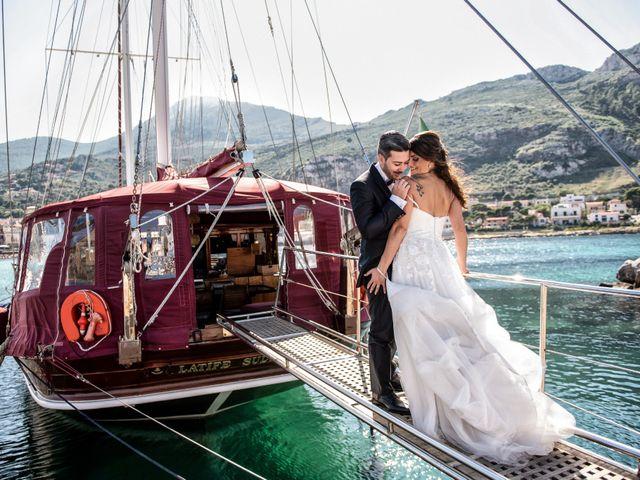 Il matrimonio di Salvatore e Valentina a Palermo, Palermo 61