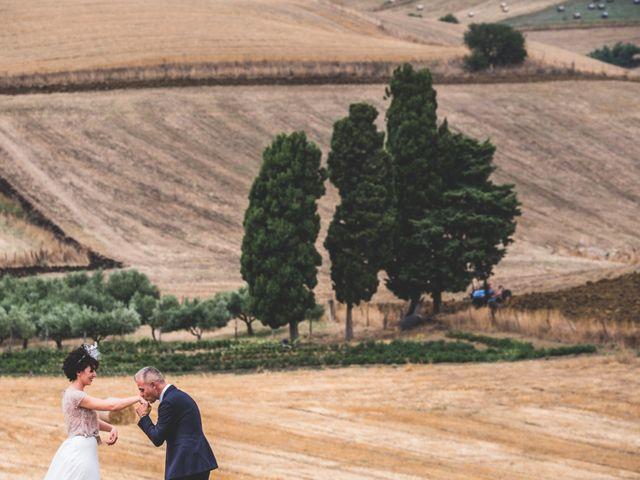 Il matrimonio di Rosario e Angela a Nicosia, Enna 14