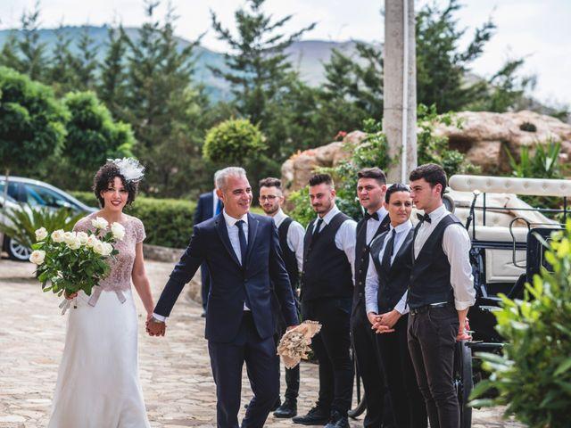 Il matrimonio di Rosario e Angela a Nicosia, Enna 16