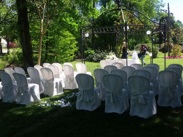 Il matrimonio di Virginio e Antonia a Boffalora sopra Ticino, Milano 2