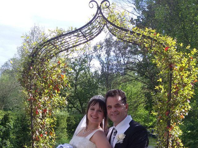 Il matrimonio di Virginio e Antonia a Boffalora sopra Ticino, Milano 5