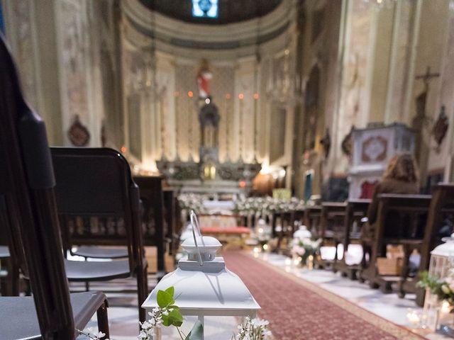 Il matrimonio di Davide e Eleonora a Savignone, Genova 3