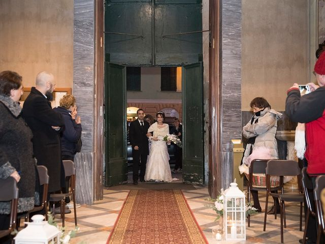 Il matrimonio di Davide e Eleonora a Savignone, Genova 2
