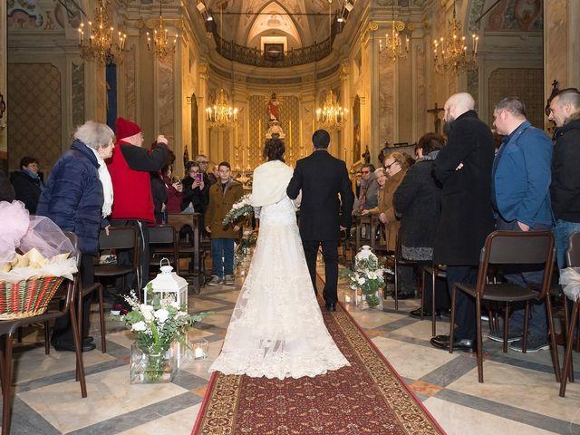 Il matrimonio di Davide e Eleonora a Savignone, Genova 5