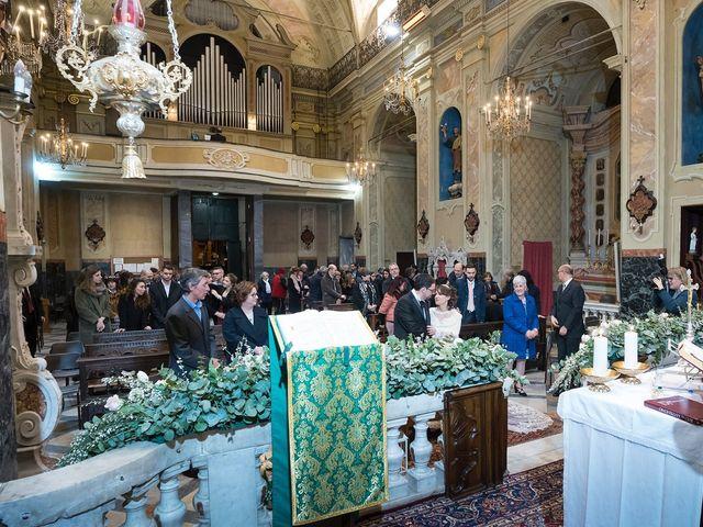 Il matrimonio di Davide e Eleonora a Savignone, Genova 6