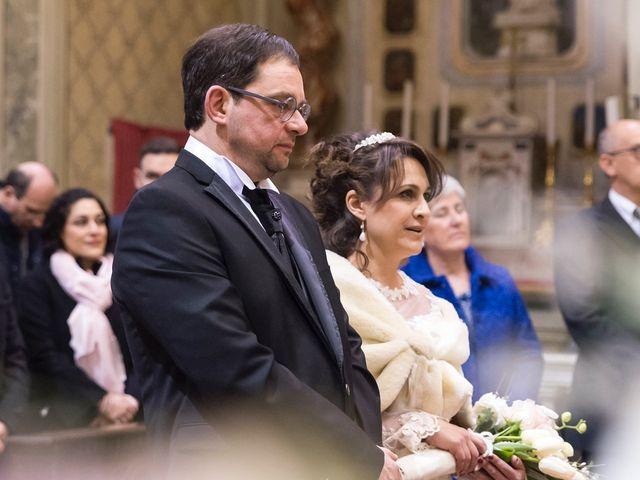 Il matrimonio di Davide e Eleonora a Savignone, Genova 7