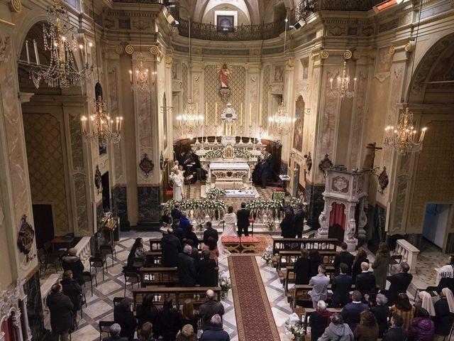 Il matrimonio di Davide e Eleonora a Savignone, Genova 8