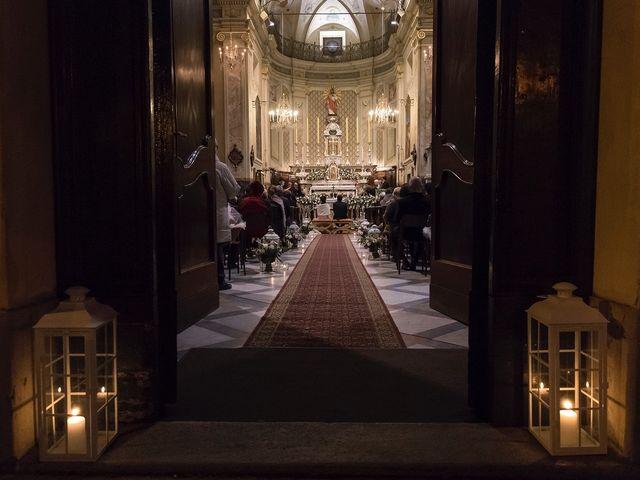 Il matrimonio di Davide e Eleonora a Savignone, Genova 9