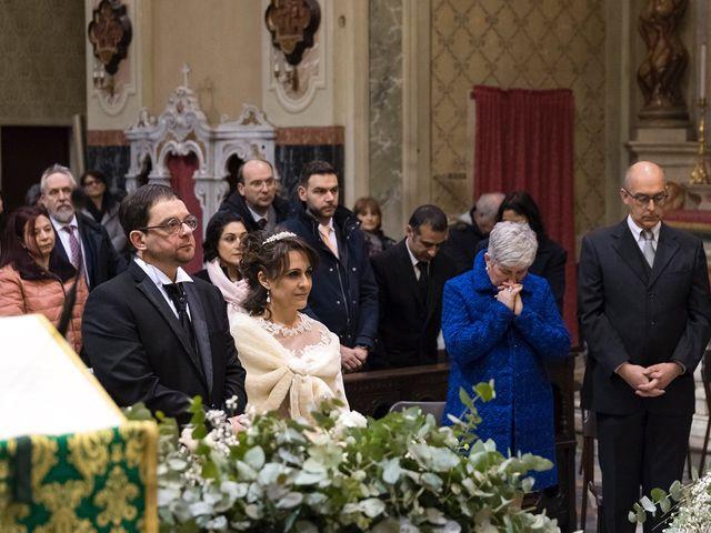 Il matrimonio di Davide e Eleonora a Savignone, Genova 10