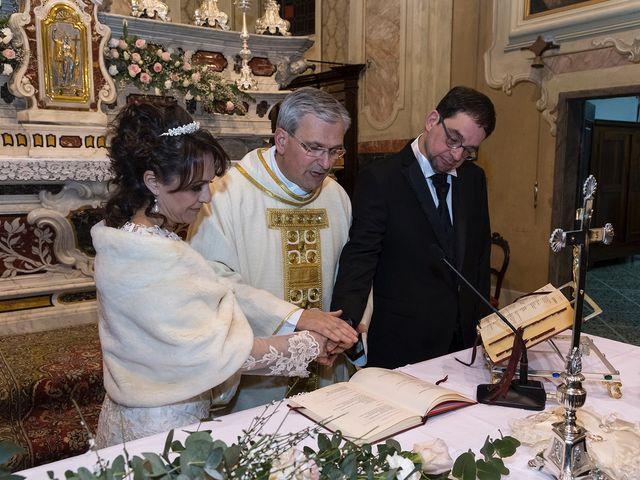 Il matrimonio di Davide e Eleonora a Savignone, Genova 11