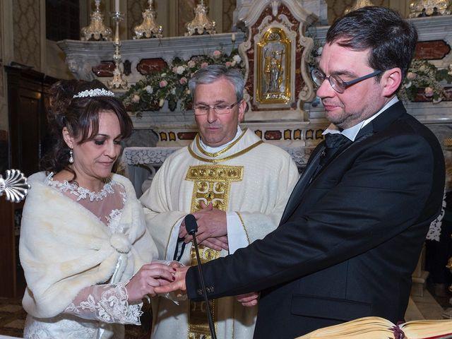 Il matrimonio di Davide e Eleonora a Savignone, Genova 12