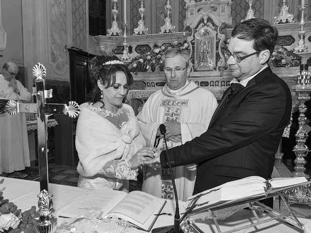 Il matrimonio di Davide e Eleonora a Savignone, Genova 13