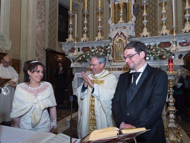 Il matrimonio di Davide e Eleonora a Savignone, Genova 14