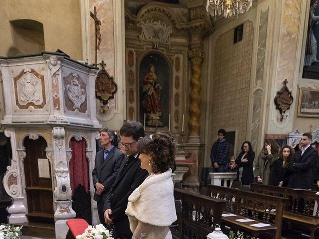 Il matrimonio di Davide e Eleonora a Savignone, Genova 17