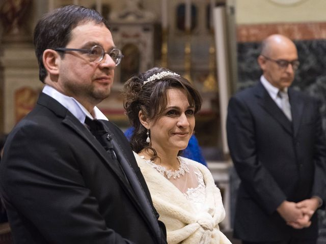 Il matrimonio di Davide e Eleonora a Savignone, Genova 18