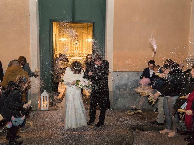 Il matrimonio di Davide e Eleonora a Savignone, Genova 20
