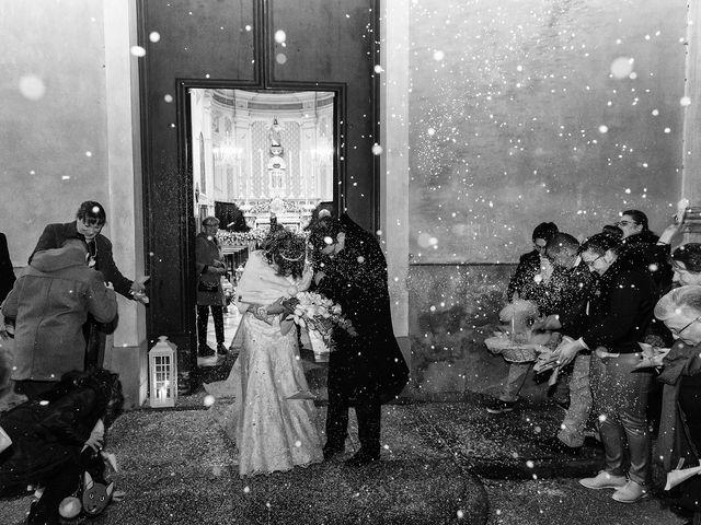 Il matrimonio di Davide e Eleonora a Savignone, Genova 22