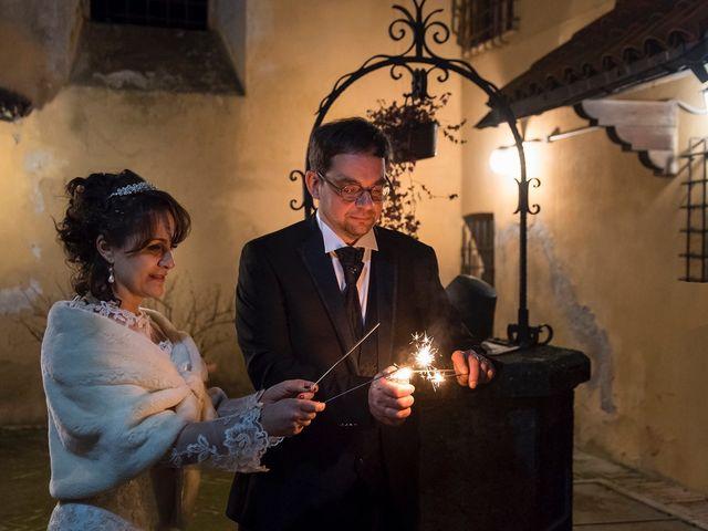 Il matrimonio di Davide e Eleonora a Savignone, Genova 34