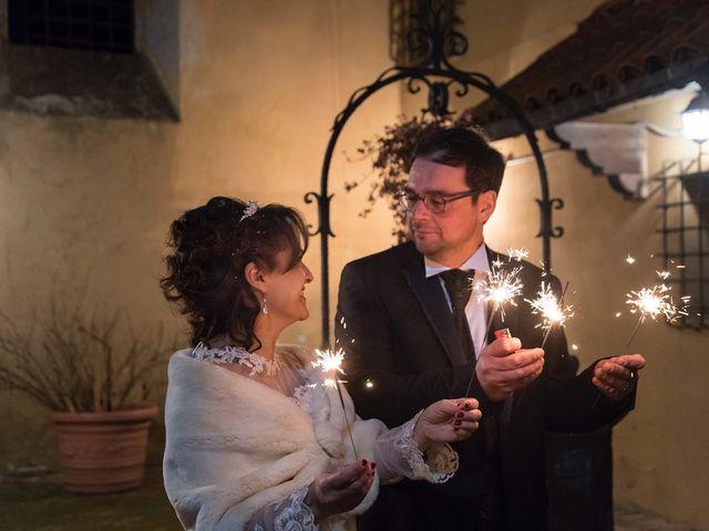 Il matrimonio di Davide e Eleonora a Savignone, Genova 35