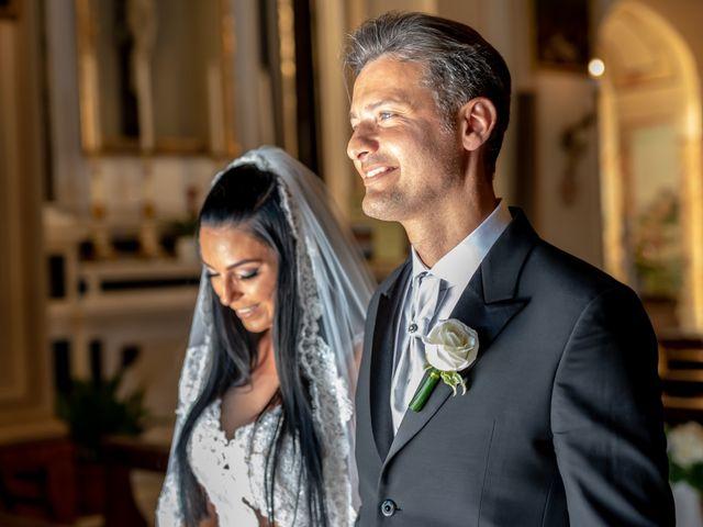 Il matrimonio di Thomas e Cinzia a Lazise, Verona 1