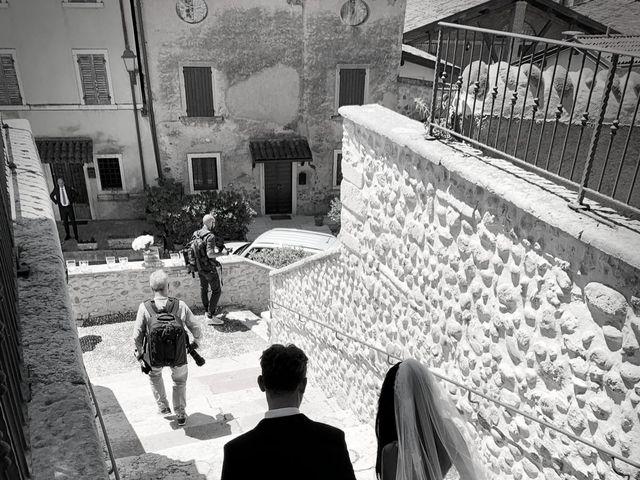 Il matrimonio di Thomas e Cinzia a Lazise, Verona 3