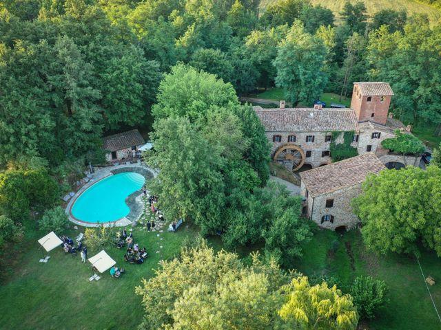 Il matrimonio di Fabrizio e Simona a Chiusdino, Siena 4