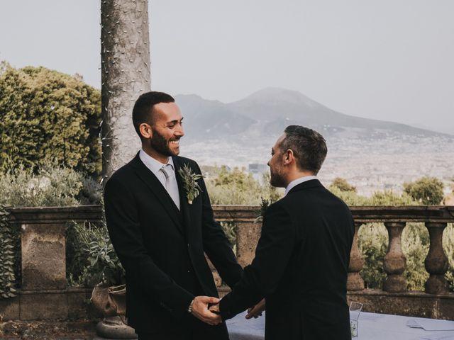 Il matrimonio di Nico e Luigi a Napoli, Napoli 24