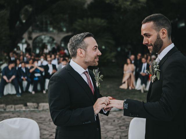 Il matrimonio di Nico e Luigi a Napoli, Napoli 38