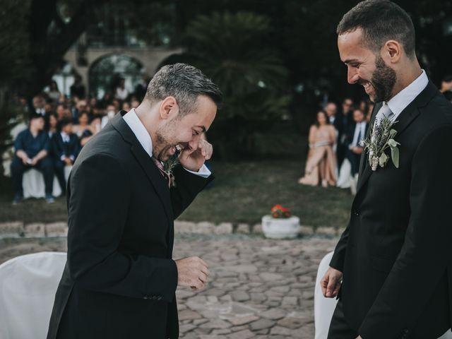 Il matrimonio di Nico e Luigi a Napoli, Napoli 39
