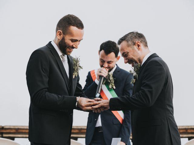 Il matrimonio di Nico e Luigi a Napoli, Napoli 40