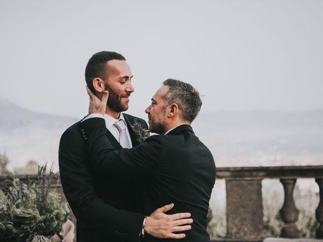 Il matrimonio di Nico e Luigi a Napoli, Napoli 41