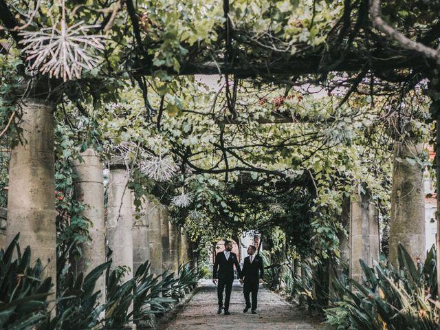 Il matrimonio di Nico e Luigi a Napoli, Napoli 50