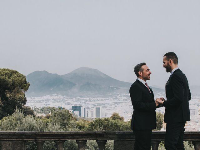 Il matrimonio di Nico e Luigi a Napoli, Napoli 56