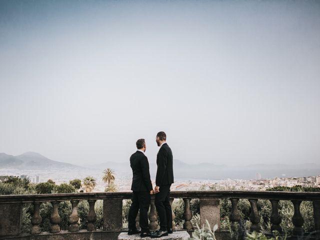Il matrimonio di Nico e Luigi a Napoli, Napoli 57