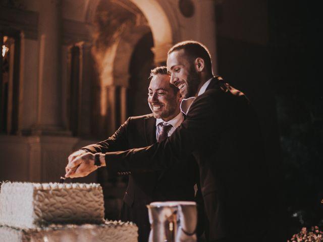 Il matrimonio di Nico e Luigi a Napoli, Napoli 79