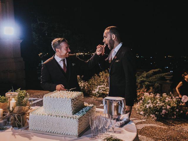 Il matrimonio di Nico e Luigi a Napoli, Napoli 80