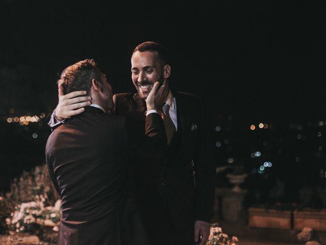 Il matrimonio di Nico e Luigi a Napoli, Napoli 82