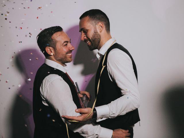 Il matrimonio di Nico e Luigi a Napoli, Napoli 88