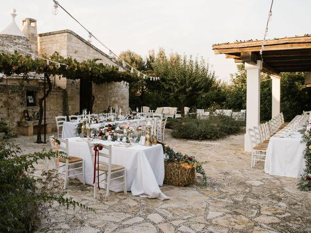 Il matrimonio di Selene e Marina a Polignano a Mare, Bari 6