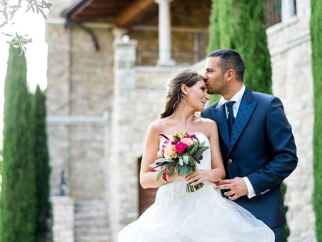 Le nozze di Marika e Francesco