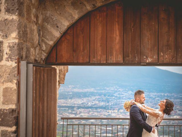 Le nozze di Ilaria e Ciro