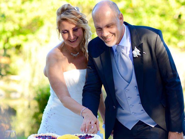 Il matrimonio di Alessandro e Silvia a Pomezia, Roma 2
