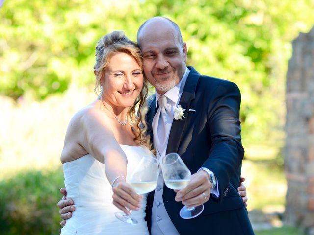 Il matrimonio di Alessandro e Silvia a Pomezia, Roma 8